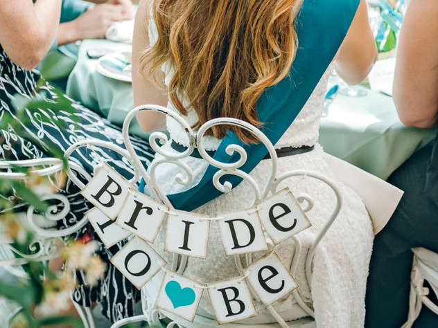 How to throw the perfect bridal shower