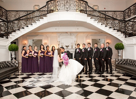 Best Wedding Reception Venues in Monmouth/Ocean County New Jersey