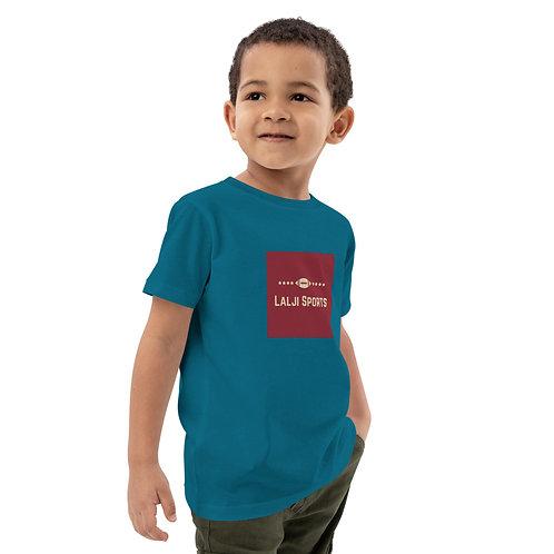 Organic cotton kids t-shirt - Lalji Sports