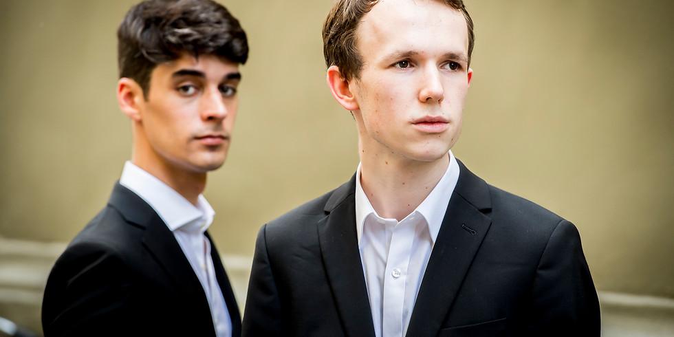 Summer Piano Festival: Recital with Manuel De Almeida-Ferrer