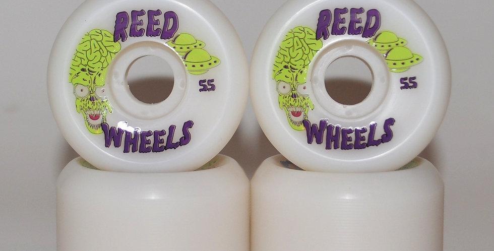 Reed Attacks! wheels