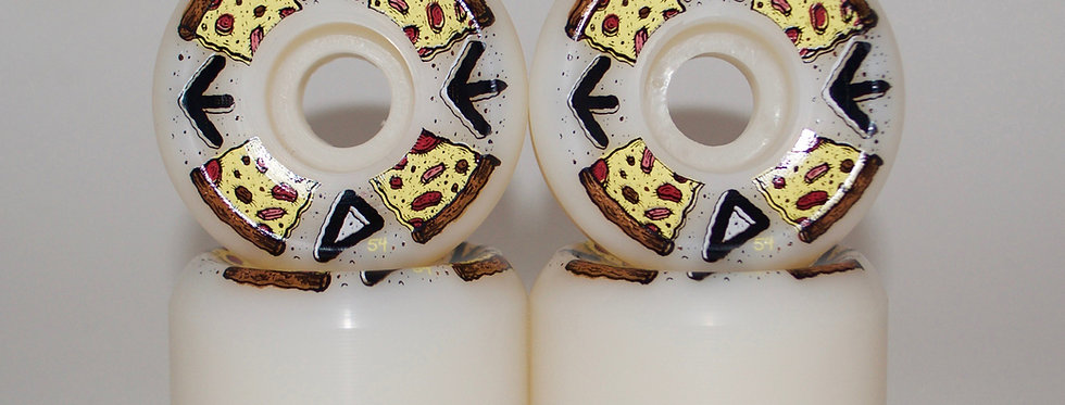 Pizza Pie wheels