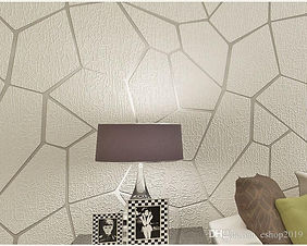 geometric-pattern-thicken-3d-embossed-wa