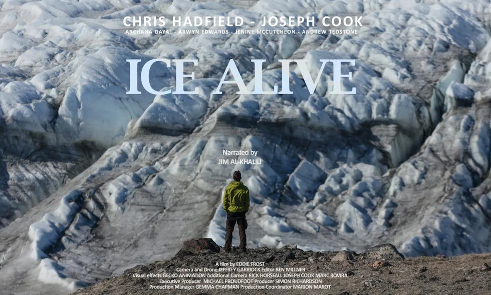Ice Alive  (0:20:00)