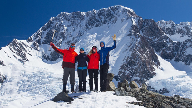 Mt. Scott - Antarctic Heritage Trust (00:08:50)