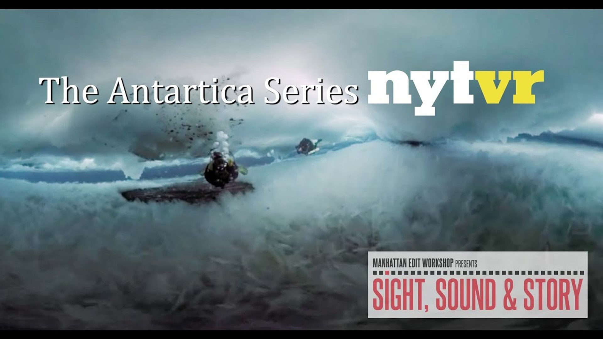 A Shifting Continent  (0:13:12)  [Virtual Reality]
