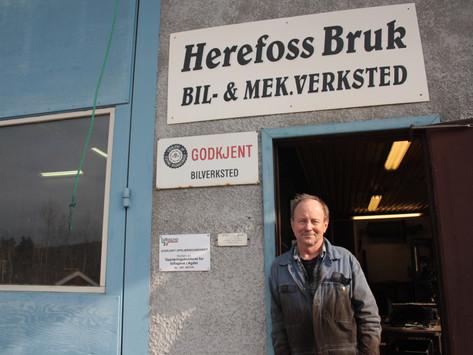 """Herefoss Bruk og Landås familien- Indrefiletens """"Petter Smart"""""""