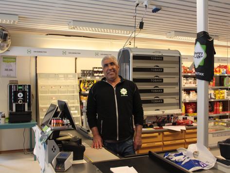 Omsetningen opp på Herefoss, butikken på Dølemo tilbake og Vegdølen har våknet (!)