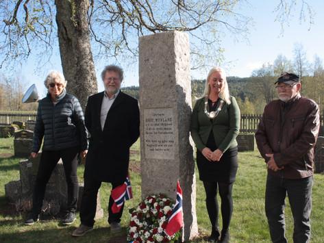 Birkenes og Iveland med fire ærefulle 8.mai seremonier -på Freds og veterandagen