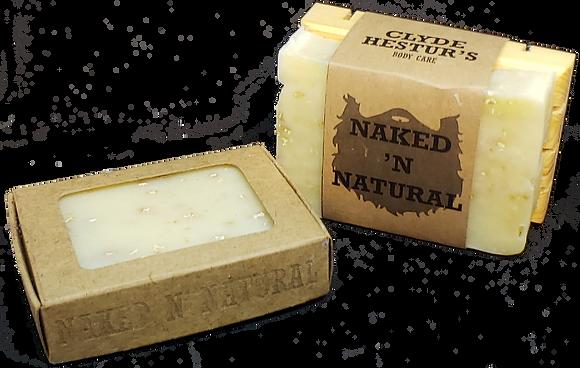 Natural Cold Press Soap - Naked 'N Natural