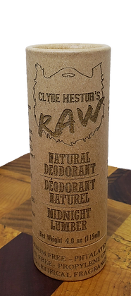 Natural Deodorant - Midnight Lumber