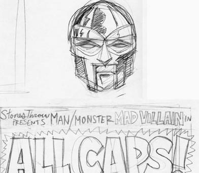 MadVillain- All Caps (2003) Part 1