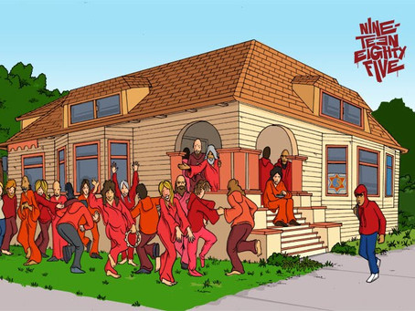 The Red People