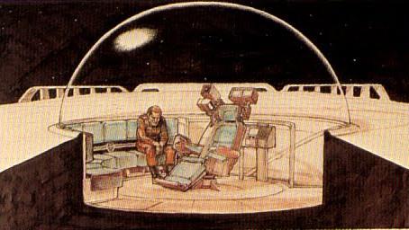 Ron Cobb's Alien