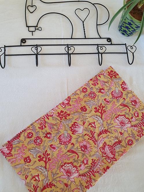 Yellow Daffodil Fabric