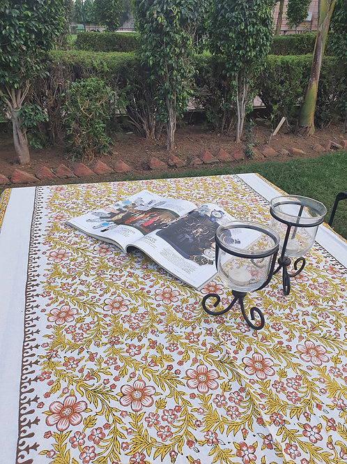 8 seater dining table cover