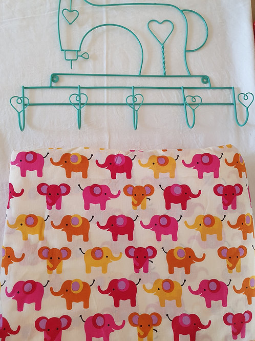 Pop Up Elephants Fabric