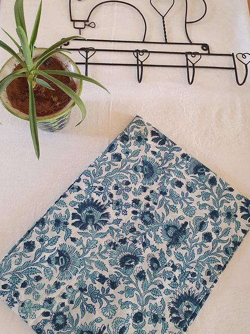 Blue Iris Fabric