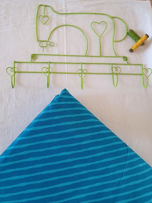 Leheriya Blue Fabric