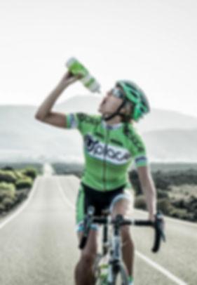 Triathlon Customised Water Bottles