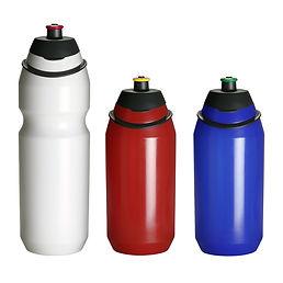 Non leak sports bottles with logo