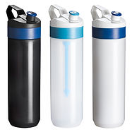 Gym Water Bottles with Logo