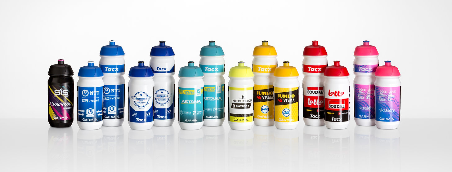 Tacx Shiva Pro Team Bottle Collection 20