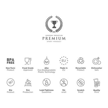 ShakerX Premium Protein Shaker