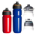 Leak proof bespoke sports bottles