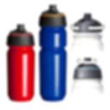 Leak proof bespoke sports bottles