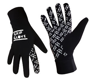 Custom printed cycling & running gloves