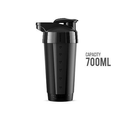 ShakerX 700ml Custom Protein Shaker