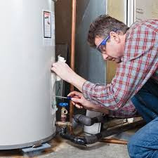 Inspecting the Water Heater