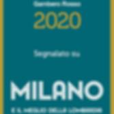 Una Forchetta _ Gambero Rosso 2020