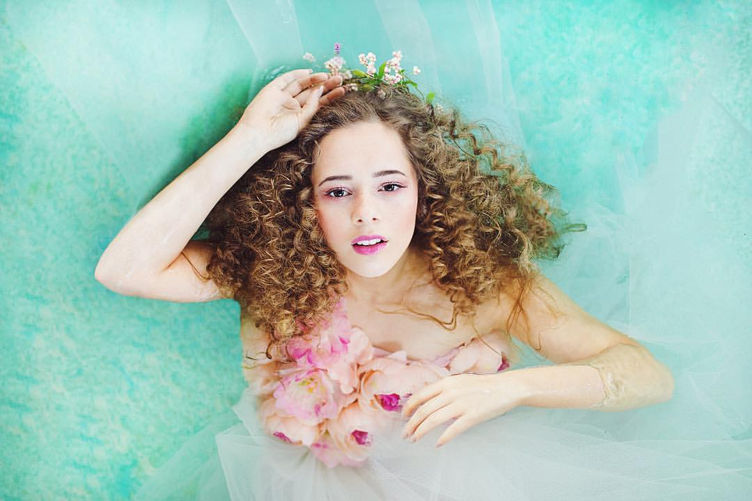 Hair: Kaylee Cocke