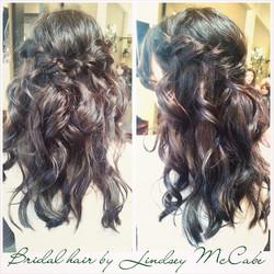Hair: Lindsey McCabe