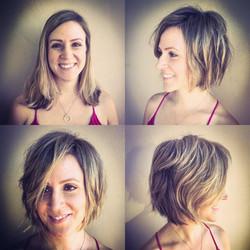 Hair: Megan Walsh