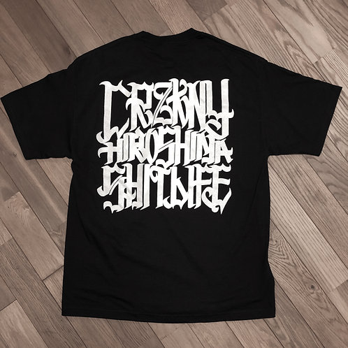 CRZKNY x CASPER Tshirts