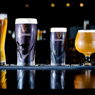 一番絞り/ギネスパイント・ハーフ/みつぼしビール
