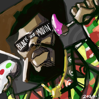 Black Arts Movin