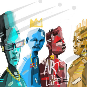 Art is Life - Royal Are We