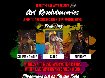 Art Revolutionaries 2020