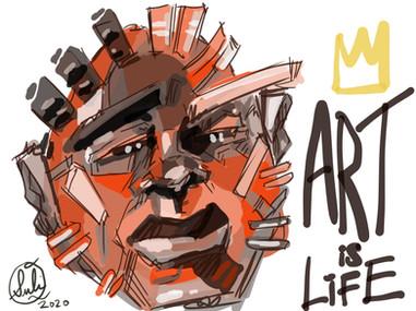 Art is Life Pt I