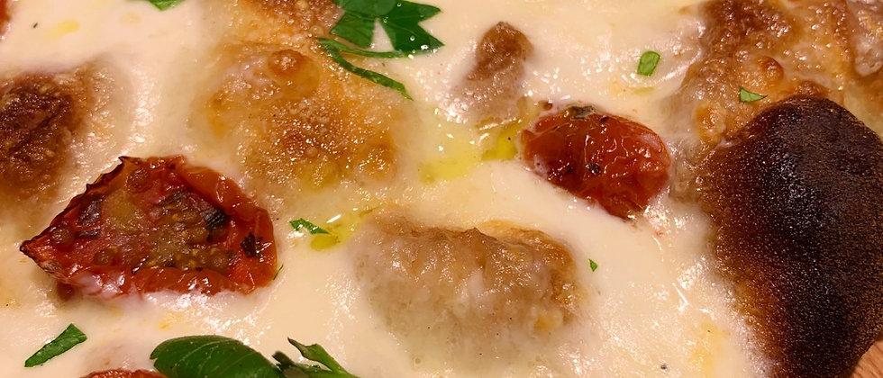 SPECIALE: Pomodoro, Mozzarella di bufala, Basilico, olio evo