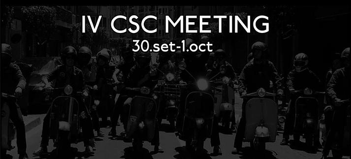 IV Castelló Scooter Meeting, del 30 de septiembre al 1 de octubre de 2016
