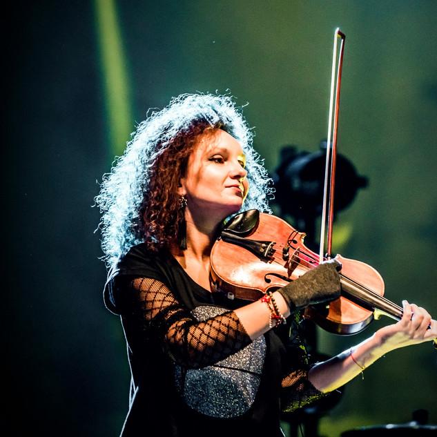 Alina Horez - vioara