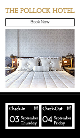 Hotely a B&B website templates – Retro hotel