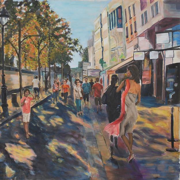 La Promenade Parisienne
