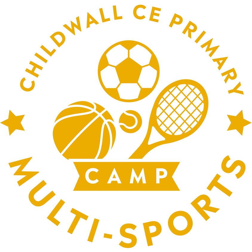 EASTER CAMP- Key Stage 2 // ALL TICKETS //  Multi-Sports  @  CHILDWALL