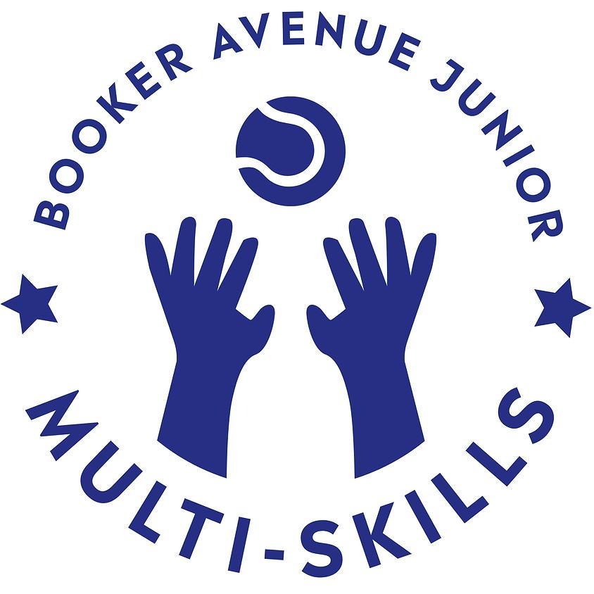 Booker Avenue // Year 3 // Multi Sports